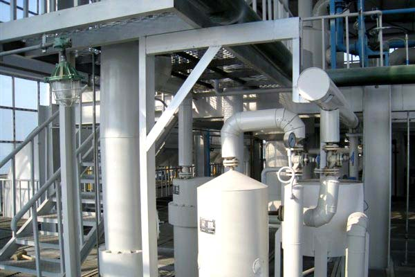 Solvent Extraction Line